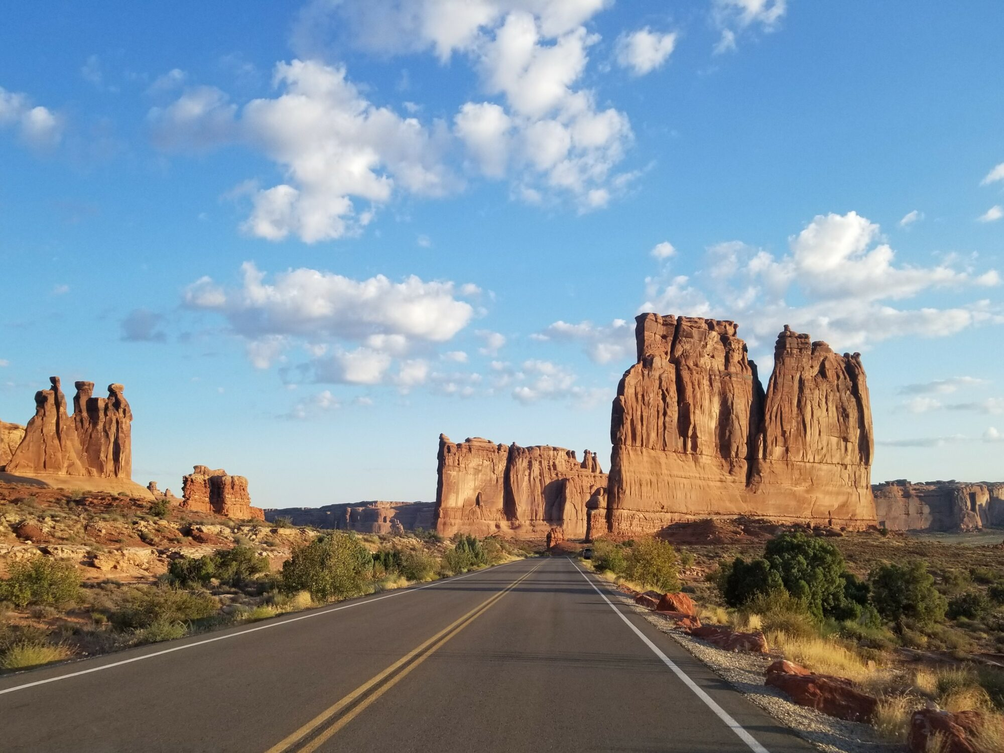 Wheelchair Accessibility Of Arches National Park